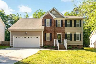 Apex Single Family Home For Sale: 2117 Rocky Mountain Way