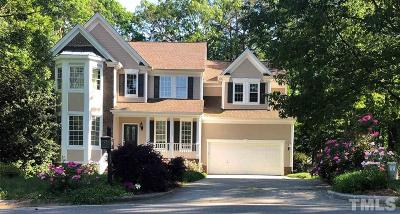 Cary Single Family Home For Sale: 111 Leblanc Court