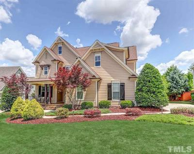 Cary Single Family Home For Sale: 506 Foxdale Ridge Drive