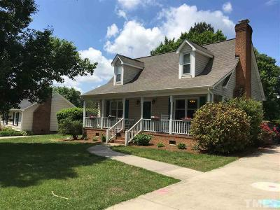 Oxford Single Family Home For Sale: 103 Meadow Park