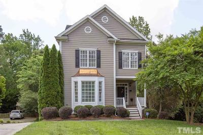 Raleigh Single Family Home For Sale: 4100 Lambeth Drive