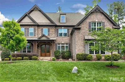 Cary Single Family Home For Sale: 3501 Carvers Gap Court