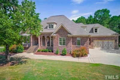Raleigh Single Family Home For Sale: 5505 Hickory Leaf Drive