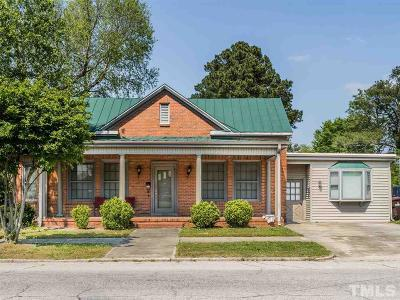 Dunn Multi Family Home For Sale: 310 W Broad Street