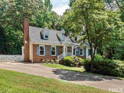 Apex NC Single Family Home For Sale: $350,000