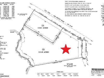 Granville County Residential Lots & Land Pending: Lot 12R Joe Pruitt Road