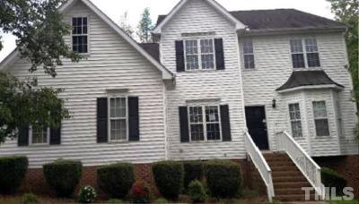 Raleigh Single Family Home Pending: 7901 Old Mill Ridge Court