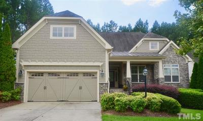 Chatham County Single Family Home For Sale: 59 Autumn Chase