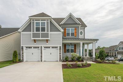 Rolesville Single Family Home For Sale: 357 Marshcroft Way