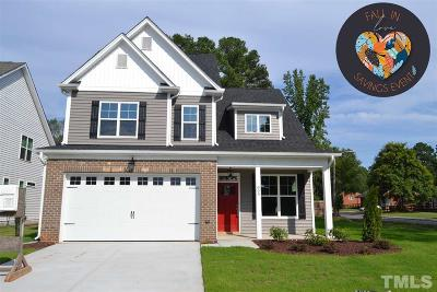 Wake Forest Single Family Home For Sale: 800 Oak Knoll Lane