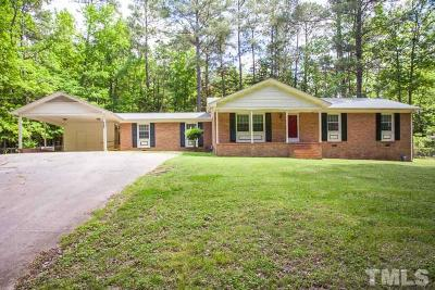 Durham Single Family Home For Sale: 2912 Gretmar Drive