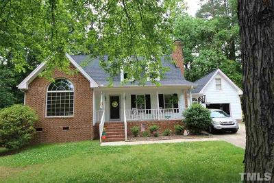 Knightdale Single Family Home Contingent: 1011 Mingo Place