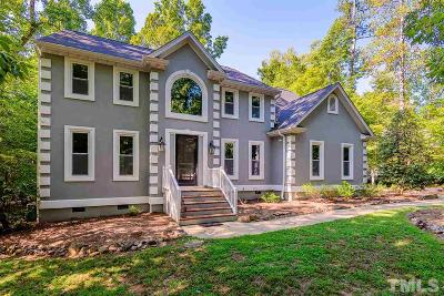 Chapel Hill Single Family Home For Sale: 503 Rockgarden Road