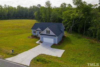 Fuquay Varina Single Family Home For Sale: 215 Wilburn Road