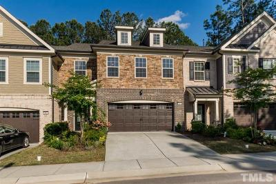 Cary Single Family Home For Sale: 265 Daymire Glen Lane