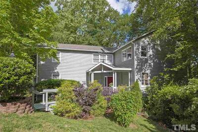 Chapel Hill Single Family Home For Sale: 113 Old Bridge Lane