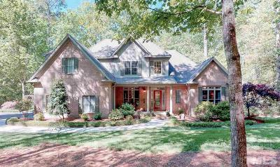 Sanford NC Single Family Home For Sale: $349,400