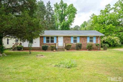 Single Family Home For Sale: 3135 Tryon Road