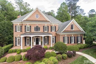 Raleigh Single Family Home For Sale: 5412 Wynneford Way