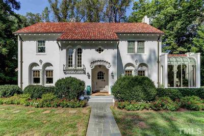 Greensboro Single Family Home For Sale: 104 W Kemp Road