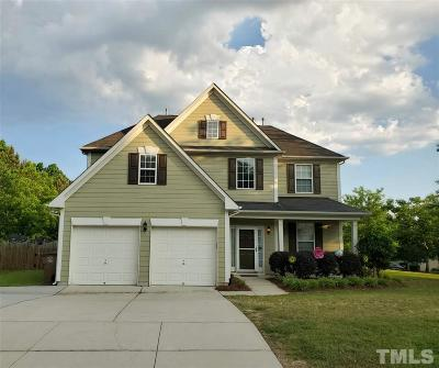 Wake Forest Rental For Rent: 2924 Carriage Meadows Drive