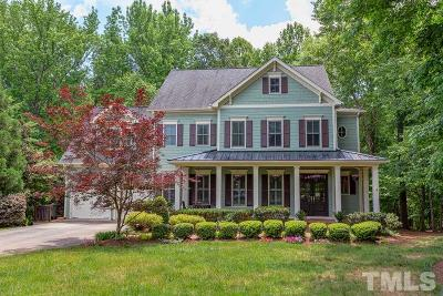 Chapel Hill Single Family Home For Sale: 121 Cross Creek Drive