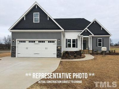 Kenly Single Family Home Contingent: 209 Blooms Way