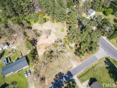 Wake County Residential Lots & Land For Sale: 10021 Ligon Mill Road