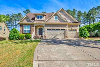Harnett County Single Family Home For Sale: 131 Spring Pond Lane