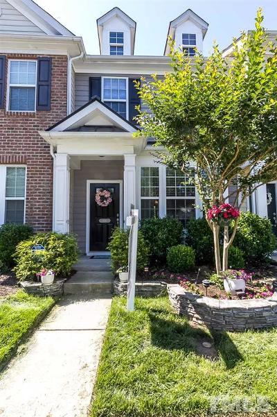 Townhouse For Sale: 800 Bryant Street