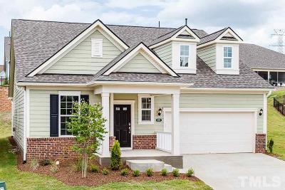 Durham Single Family Home For Sale: 827 Atticus Way #328