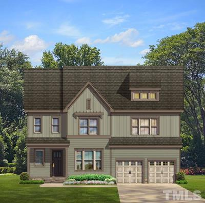Apex Single Family Home Pending: 2204 Orchard Lake Drive #Lot 25