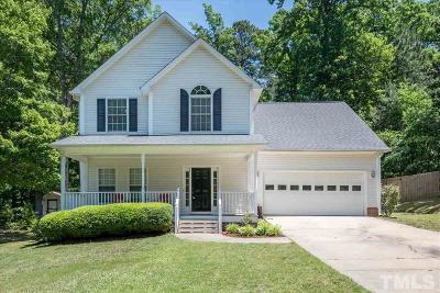 Sanford NC Single Family Home Contingent: $179,900