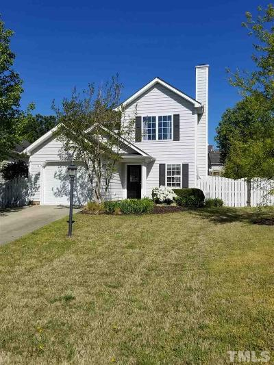 Apex Rental For Rent: 213 Thorncrest Drive