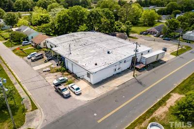 Durham Commercial For Sale: 1010 E Pettigrew Street