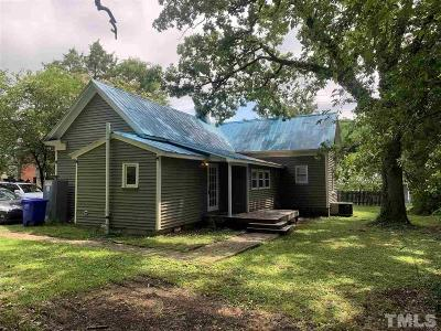 Carrboro Single Family Home For Sale: 511 & 511A N Greensboro Street