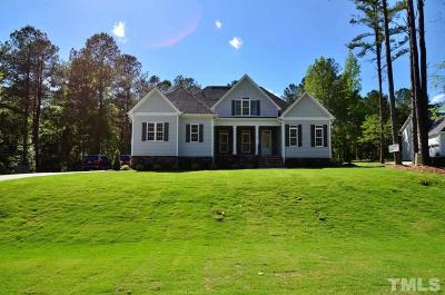 Sanford NC Single Family Home For Sale: $380,000