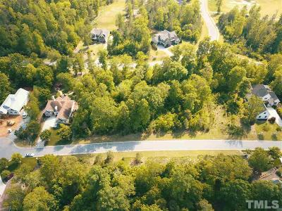 Chatham County Residential Lots & Land For Sale: 180 Lookout Ridge