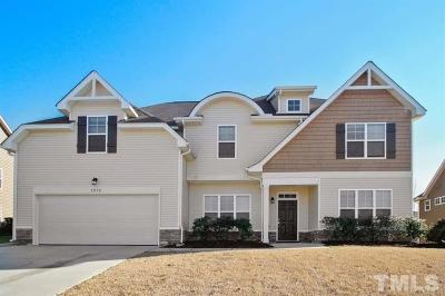 Knightdale Rental For Rent: 5232 Sapphire Springs Drive