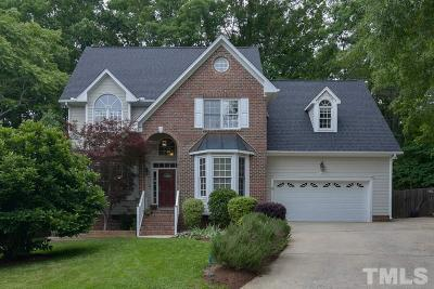 Chapel Hill Single Family Home For Sale: 1006 Brendan Court