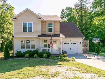Franklinton Single Family Home For Sale: 40 Somerset Drive