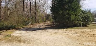 Wake County Residential Lots & Land For Sale: 2316 Natbet Lane