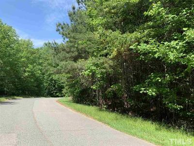 Durham County Residential Lots & Land For Sale: 129 & 155 Saddle Brook Drive