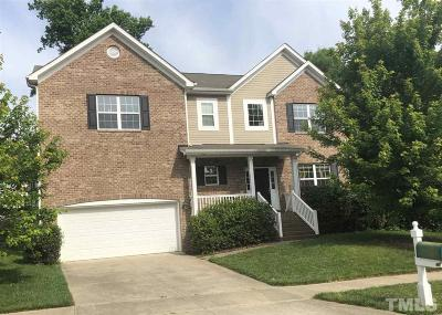Durham Single Family Home For Sale: 5106 Paces Ferry Drive