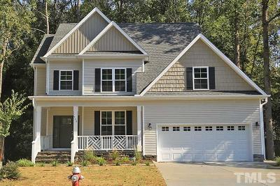 Fuquay Varina Single Family Home For Sale: 733 E Ivy Valley Drive