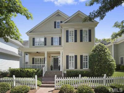 Raleigh Single Family Home Contingent: 2044 Hopeton Avenue