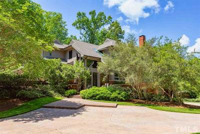 Chapel Hill Single Family Home For Sale: 1203 Bayberry Drive