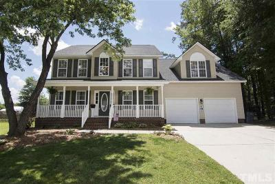 Harnett County Single Family Home For Sale: 79 Climbing Arch Court