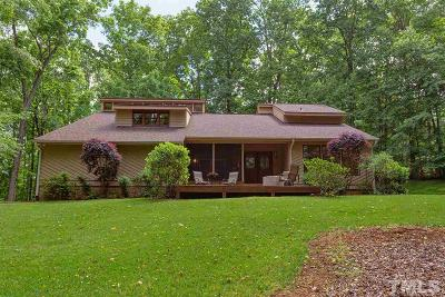 Durham Single Family Home For Sale: 5322 Cole Mill Road