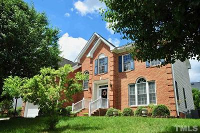 Durham Single Family Home For Sale: 607 Basil Drive